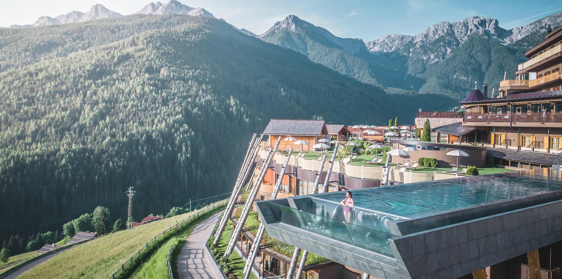 Los hoteles más instagrameables del mundo Hubertus