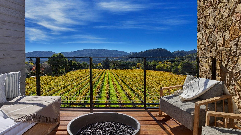 Los hoteles más instagrameables del mundo Las Alcobas Napa Valley