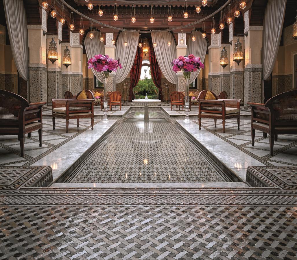 Los hoteles más instagrameables del mundo Royal Mansour Marrakech,