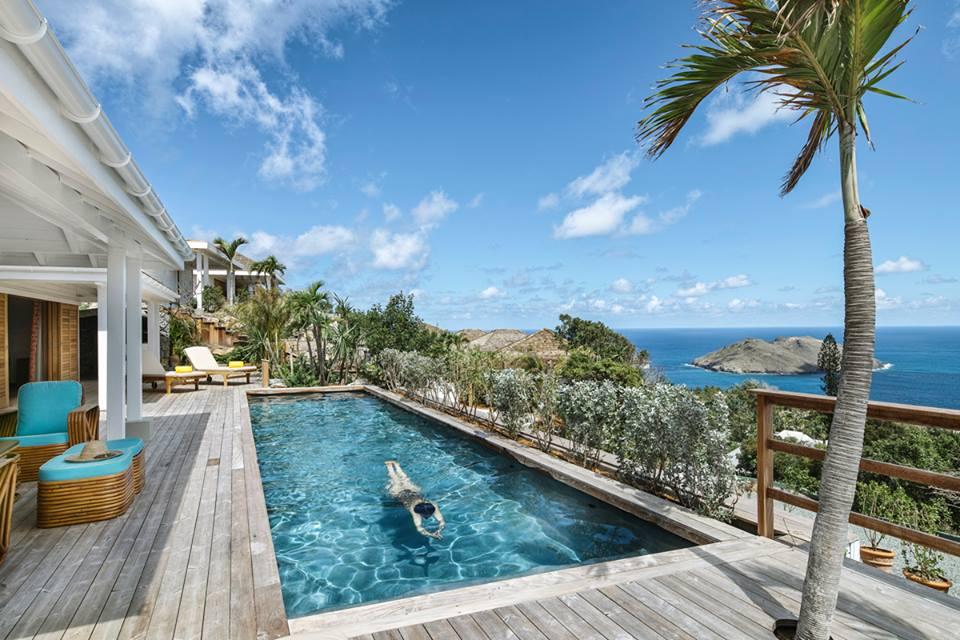 Los hoteles más instagrameables del mundo Villa Marie Saint Barth