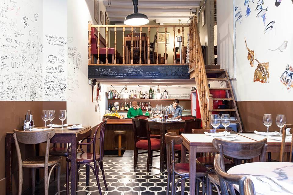 Los mejores 20 restaurantes de Barcelona Bacaro
