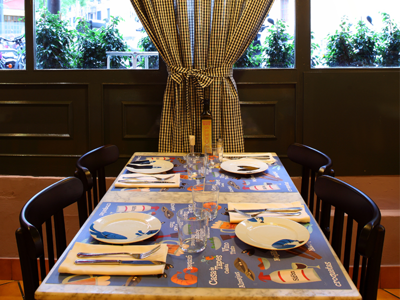 Los mejores 20 restaurantes de Barcelona Casa de Tapes Cañota
