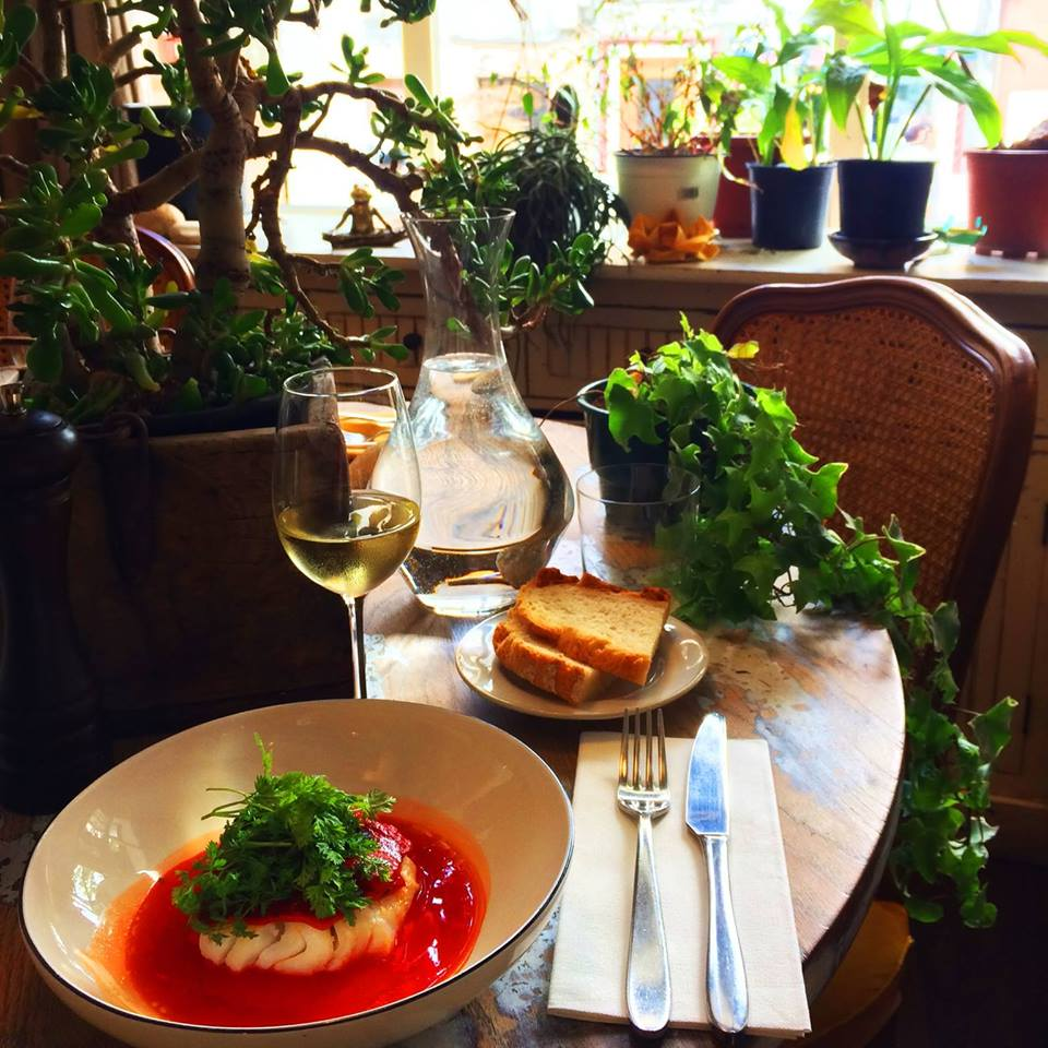 Los mejores 20 restaurantes de Barcelona Mala Hierba
