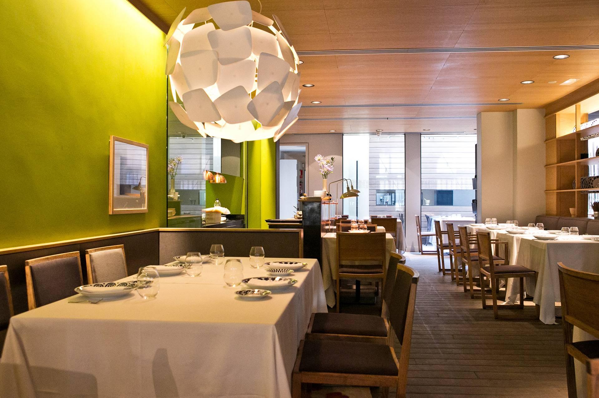 Los mejores 20 restaurantes de Barcelona Petit Comité