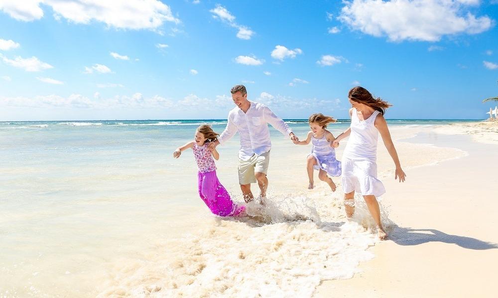 Los mejores destinos para viajar con niños
