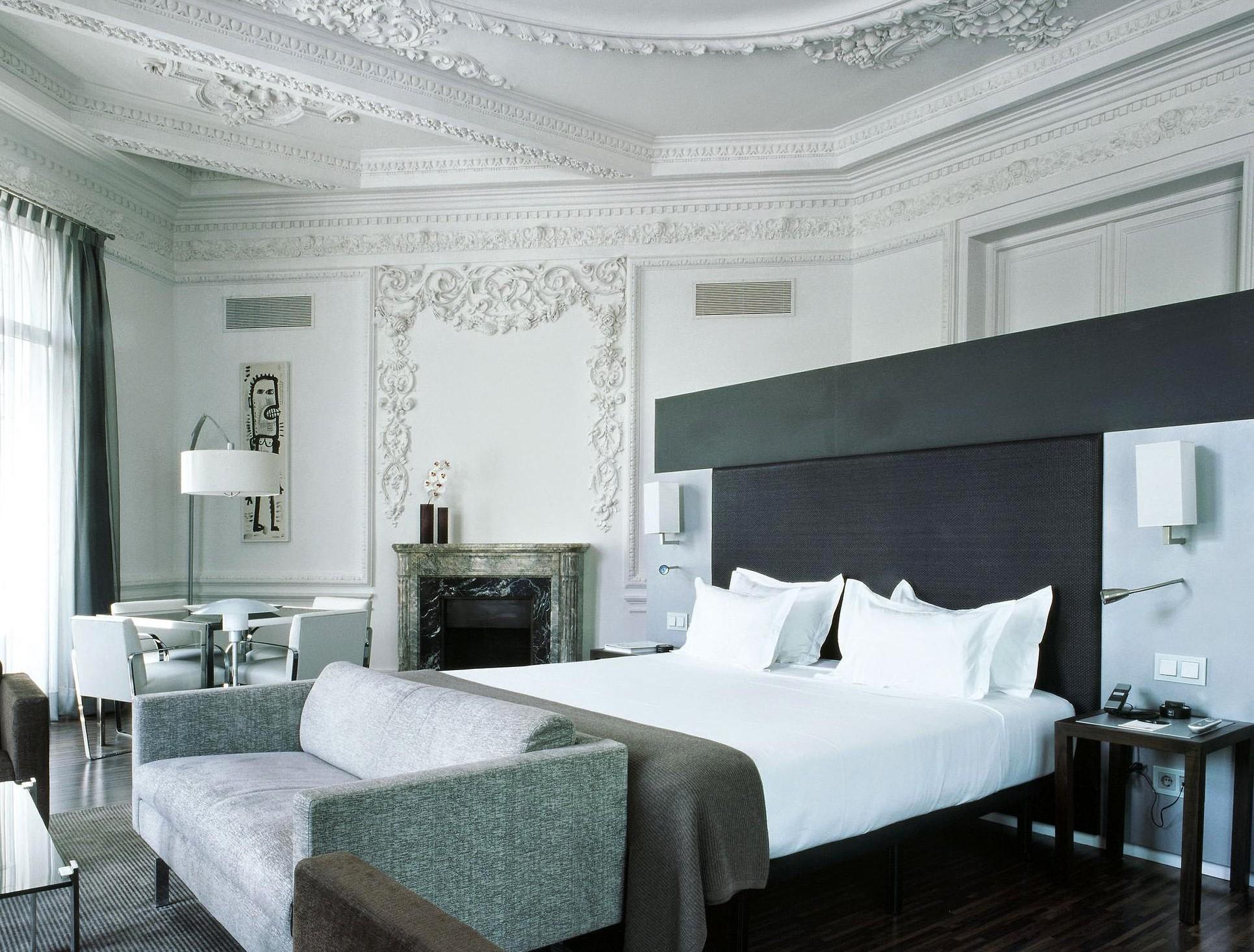 Los mejores hoteles históricos de Madrid