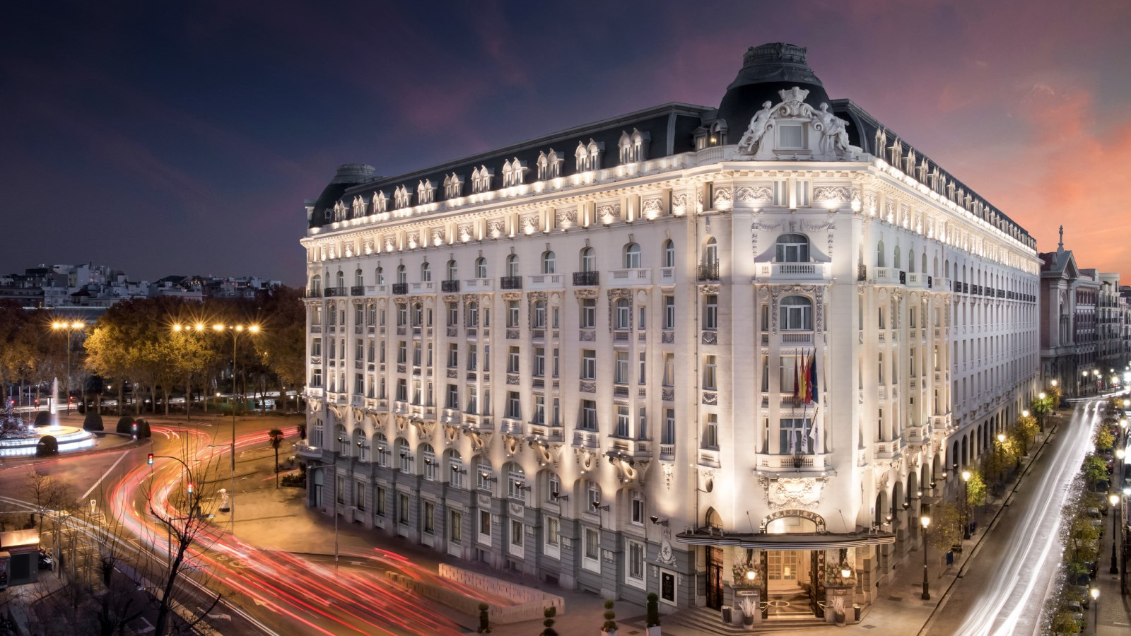 Los mejores hoteles históricos en Madrid