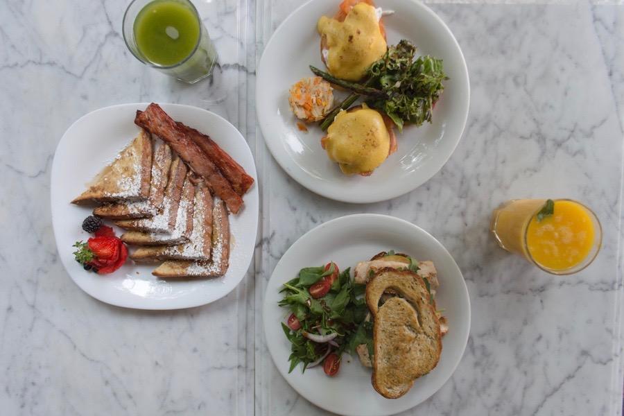 Lugares para desayunar en la Roma