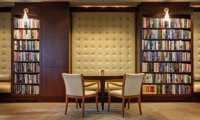 mejores hoteles de Nueva York para amantes de los libros