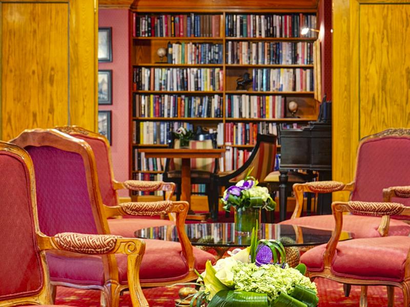 Hoteles para amantes de los libros en Nueva York