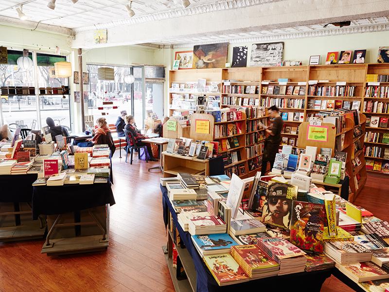 mejores librerías de Nueva York