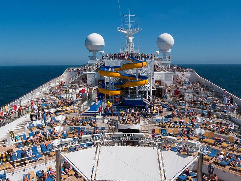Mitos y realidades de viajar en cruceros