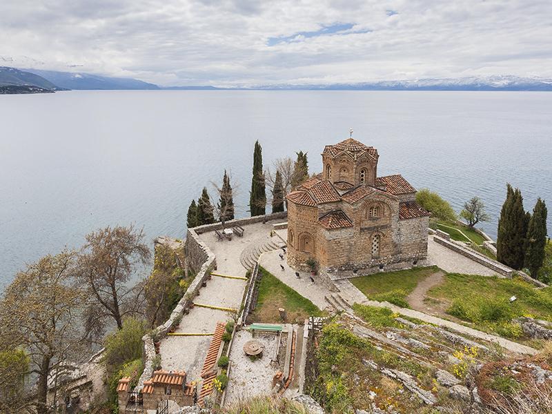Qué hacer en Ohrid, Macedonia