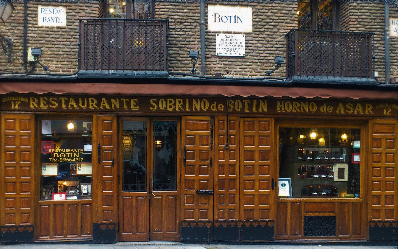 Qué y dónde comer en Madrid, España