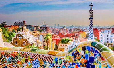 Recorrido por las obras de Gaudí en Barcelona: