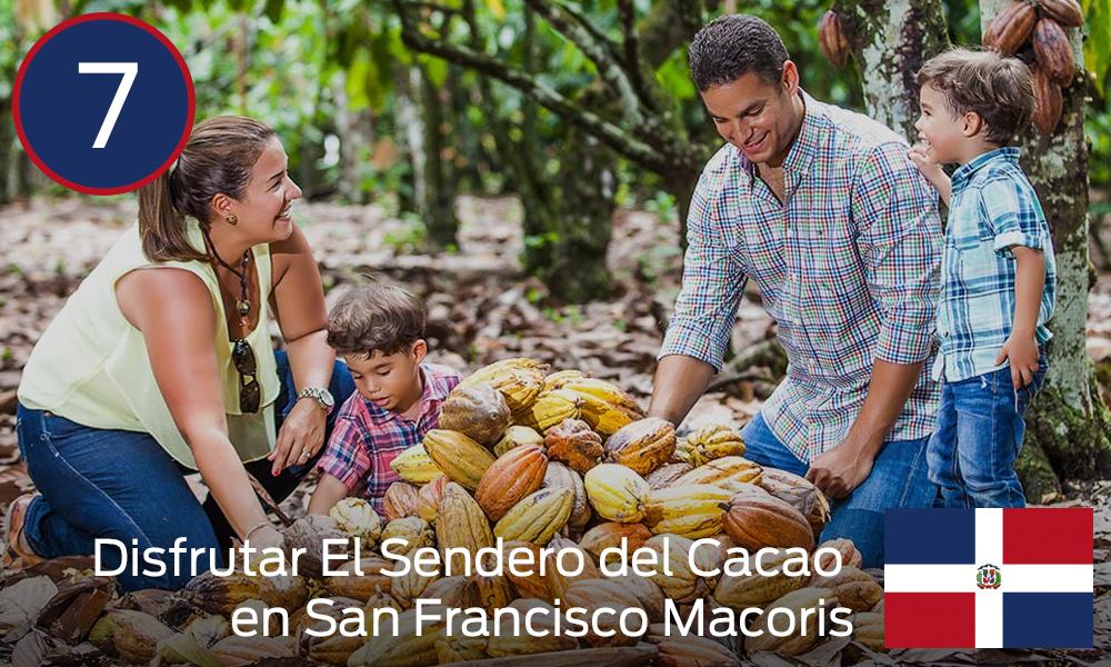 El Sendero del Cacao en San Francisco Macori