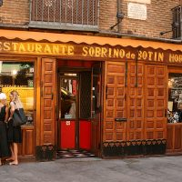 restaurante más antiguo del mundo