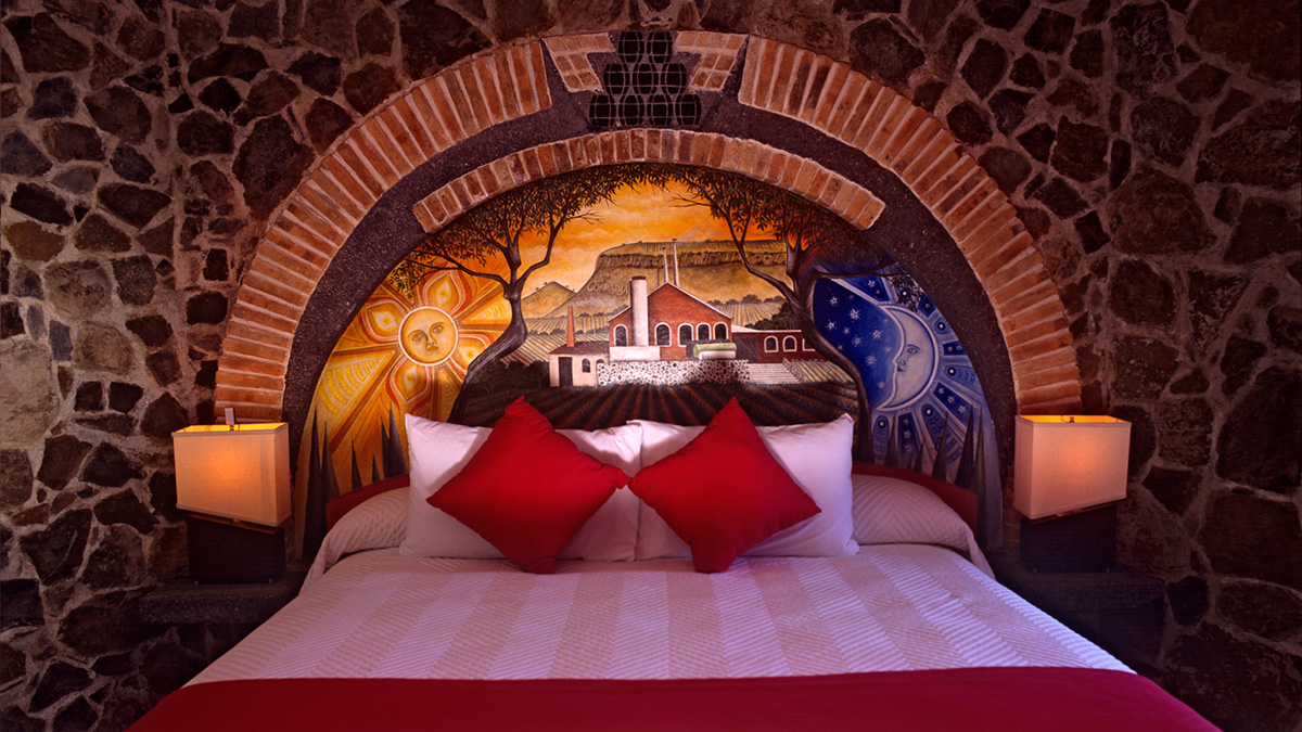 Un hotel para amantes del tequila
