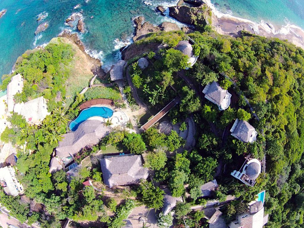 Zoa, el mejor hotel para detox digital en Mazunte