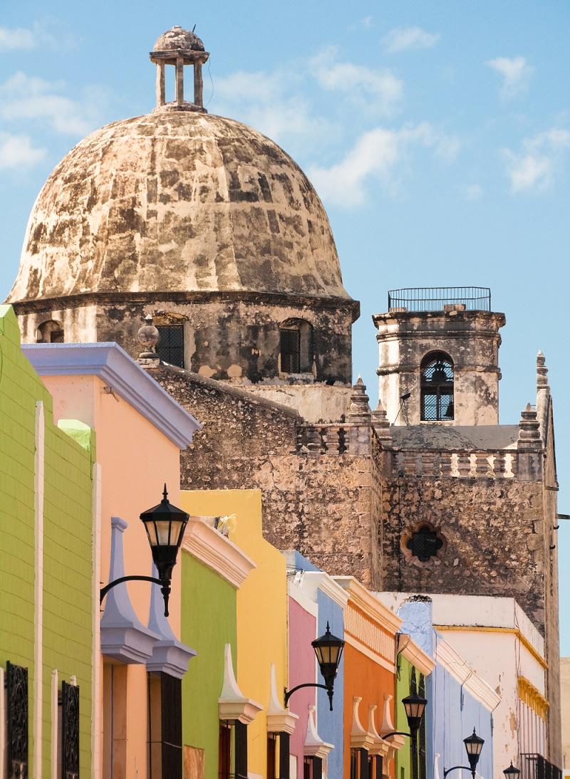 20 cosas que hacer en Campeche