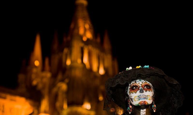 Festivales de Día de Muertos en México