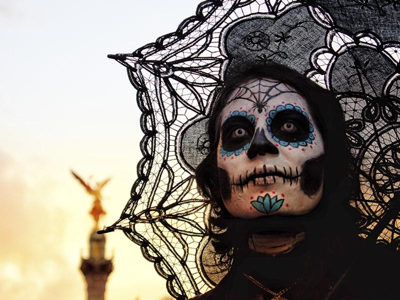 Mejores lugares para pasar Día de Muertos