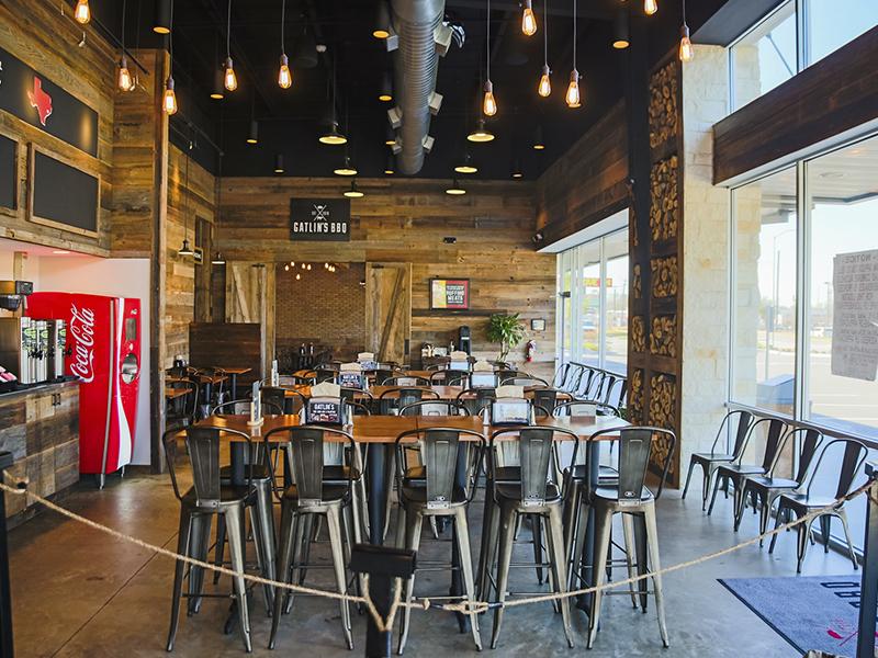 dónde comer en Houston