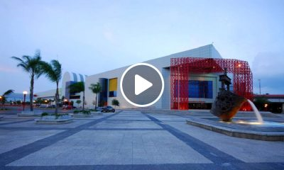 Cintermex, la sede de los eventos en Monterrey