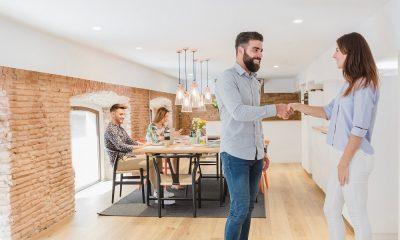 Cómo funciona el intercambio de casas