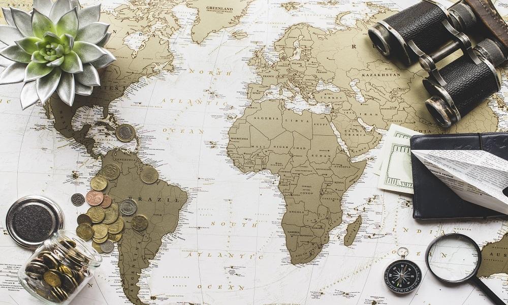 Cómo guardar el dinero en los viajes