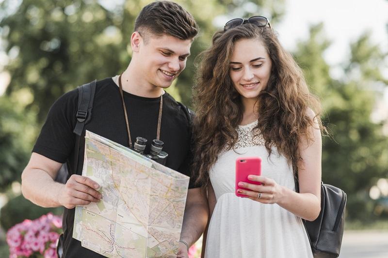 cómo tener Internet al viajar