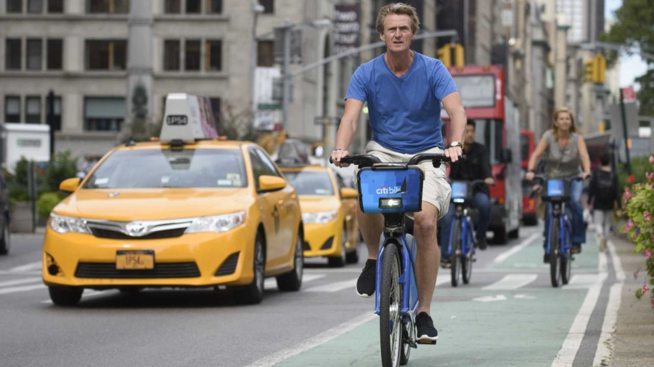 Conoce Nueva York en bicicleta