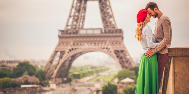 Los destinos más románticos del mundo