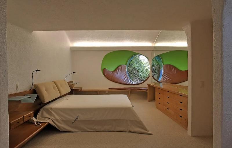 Dormir en el nido de Quetzalcóatl, Estado de México