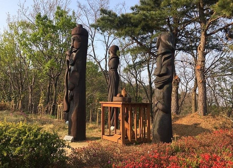 El parque para adultos en Corea del Sur