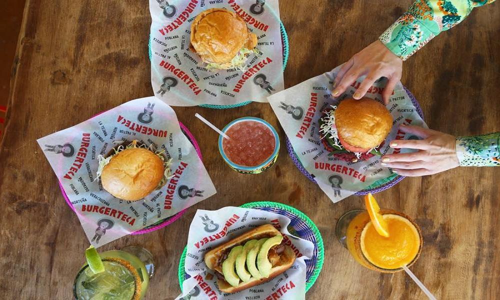 Las hamburguesas más mexicanas de Estados Unidos