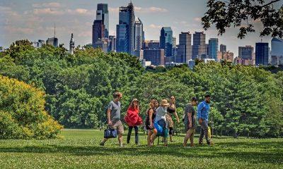 Lo mejor de Filadelfia al aire libre