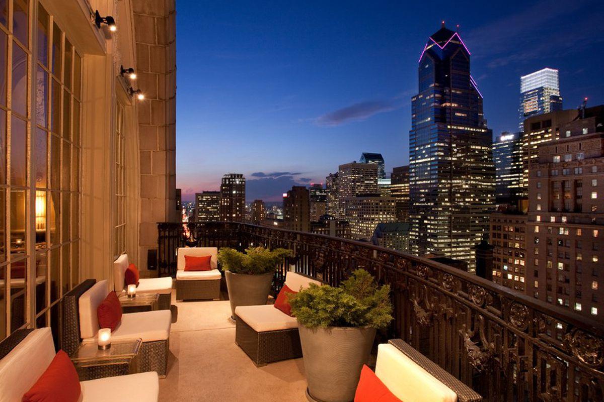 Los bares con las mejores vistas de Filadelfia