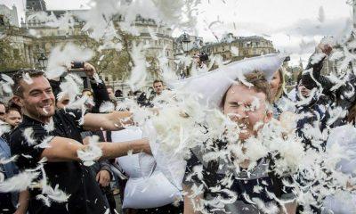 Los festivales más raros del mundo