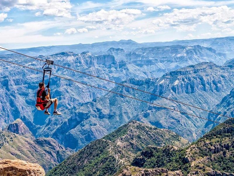 Lugares para practicar deportes extremos en México