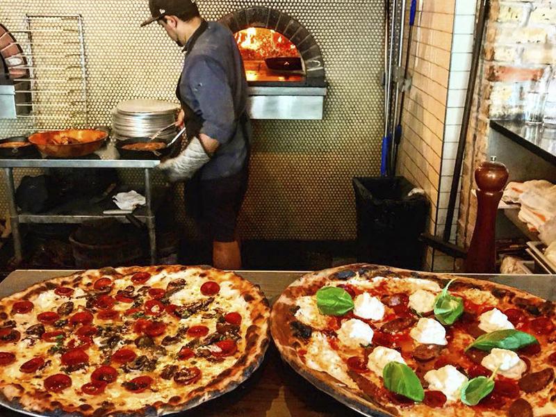 mejor pizza de Chicago