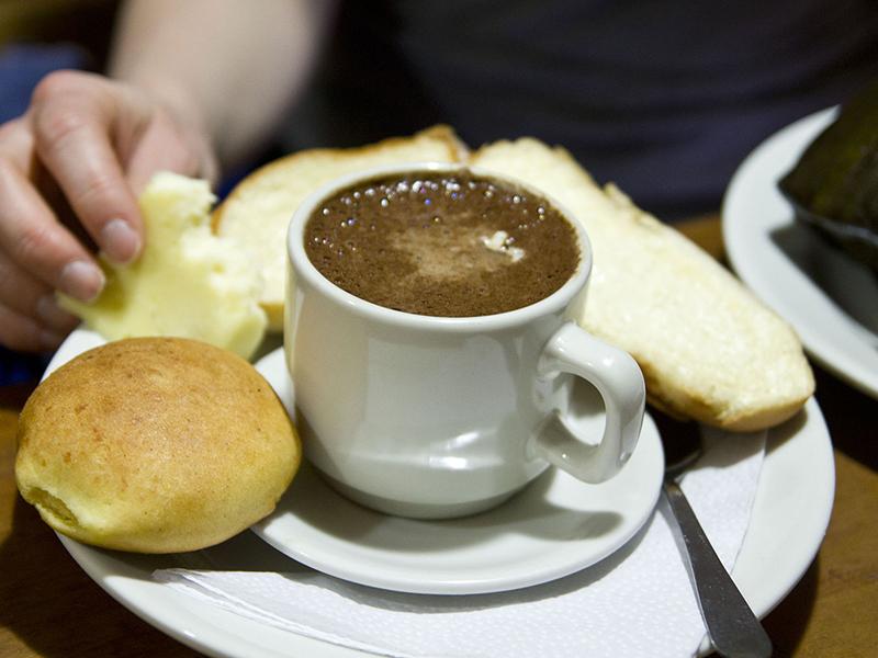 qué comer en Bogotá