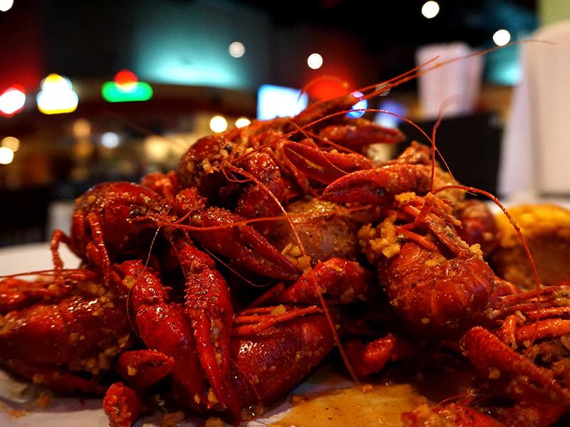 que comer en Houston