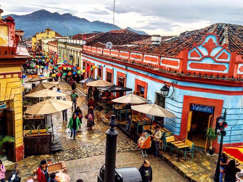 Лучшие развлечения в штате Чьяпас, штат, полный волшебства