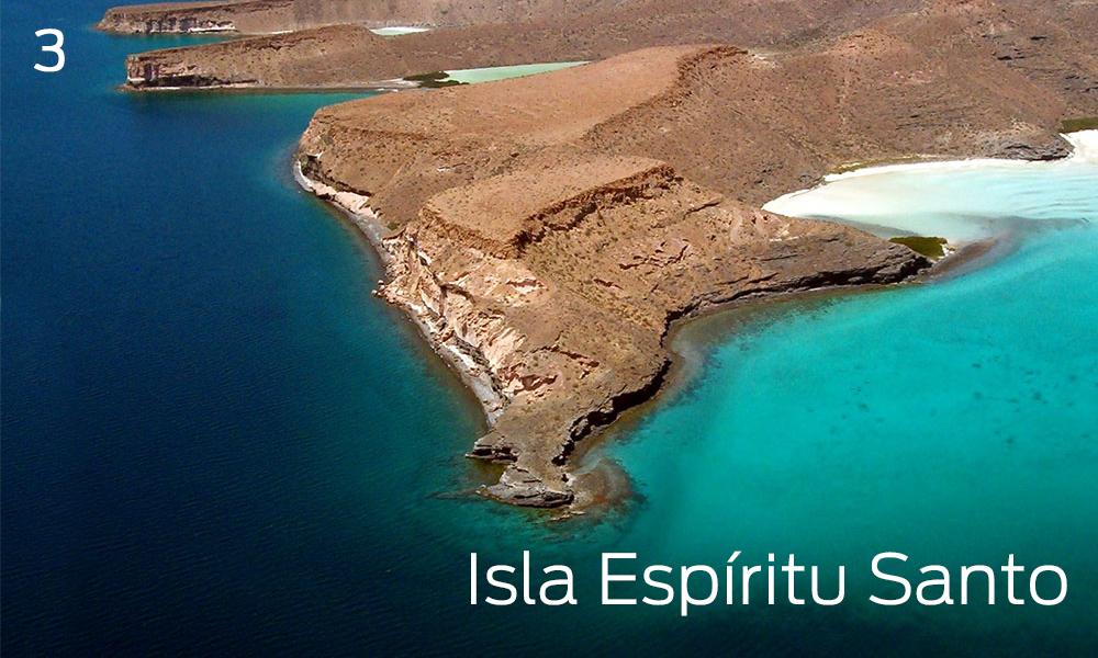 Isla Espíritu Santo