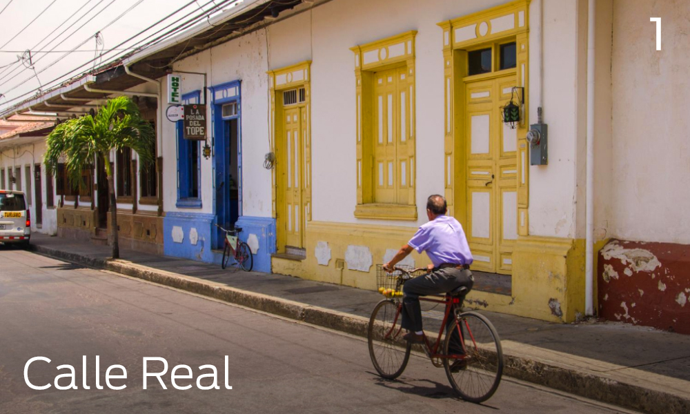 Que hacer en Liberia, Costa Rica, Calle Real