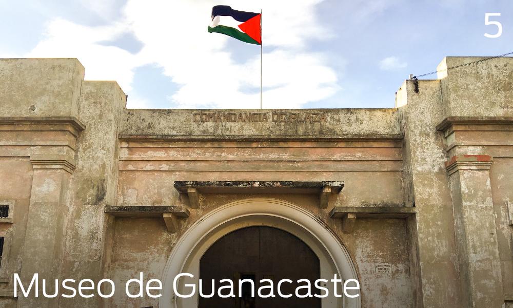 Que hacer en Liberia, Costa Rica, museo de Guanacaste
