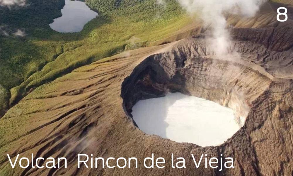 Que hacer en Liberia, Costa Rica, Volcan Rincon de la Vieja