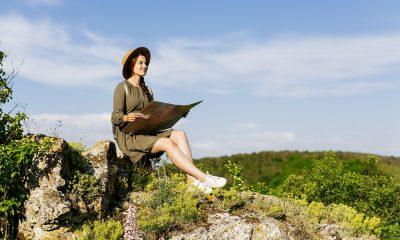 Razones del por qué viajar es mejor que enamorarse