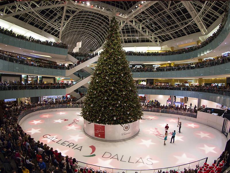 Dallas en invierno